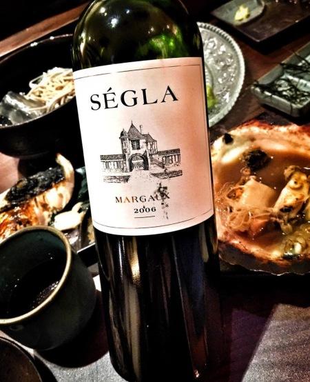 Chateau Rauzan Segla seccond wine Margaux Bordeaux