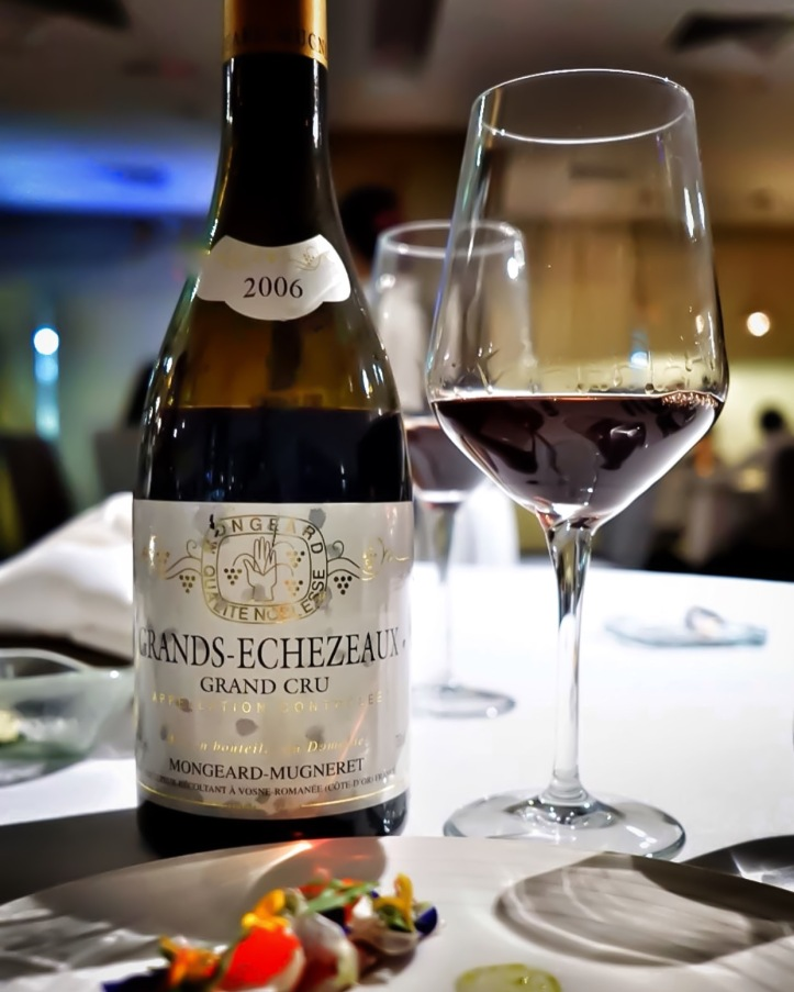 Grands Echezeaux Burgundy wine review