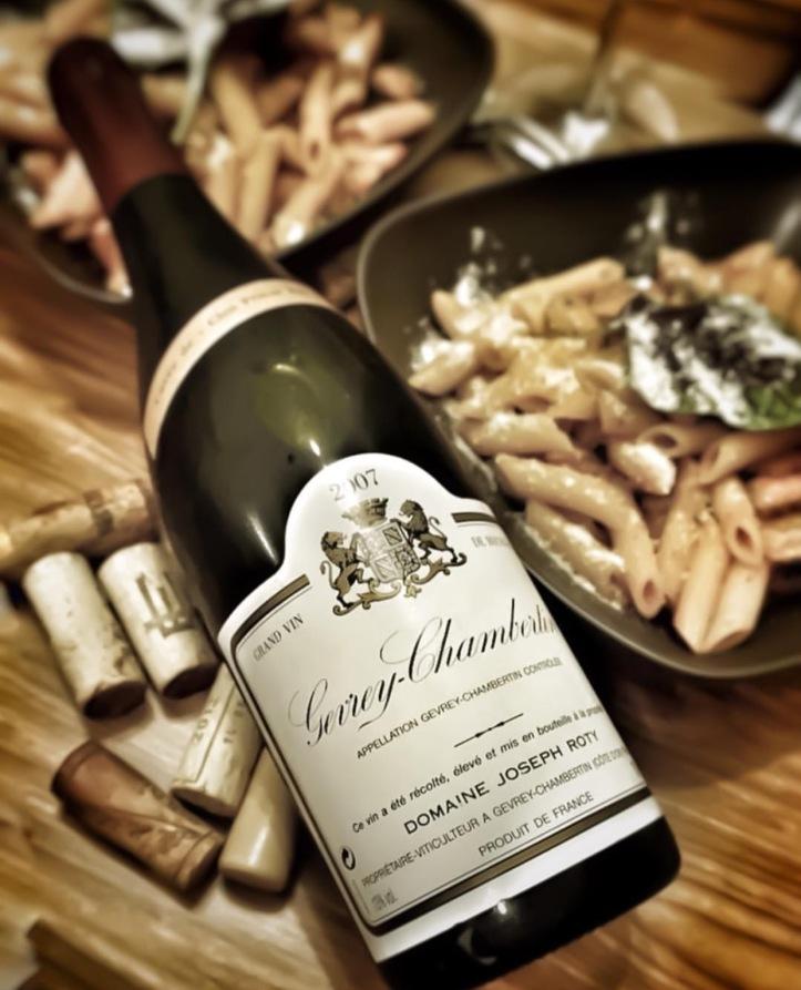 Joseph Roty Burgundy wine