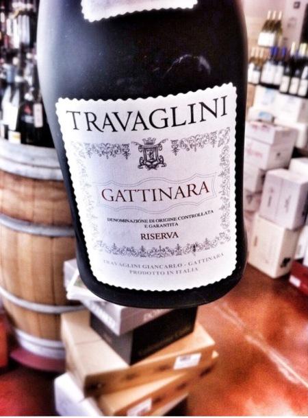 gattinara nebbiolo piedmont italy wine