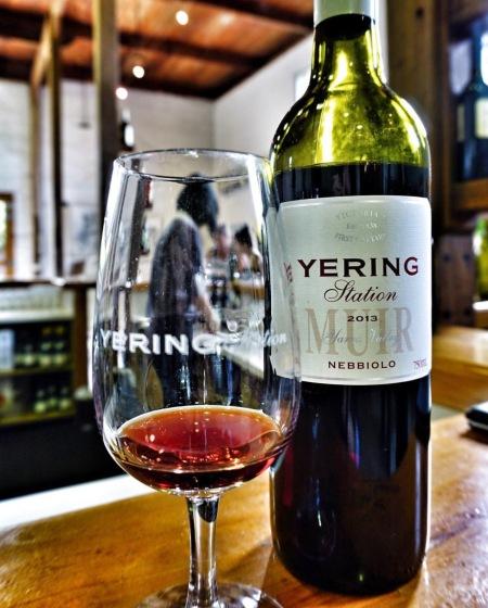 yering station nebbiolo australia wine