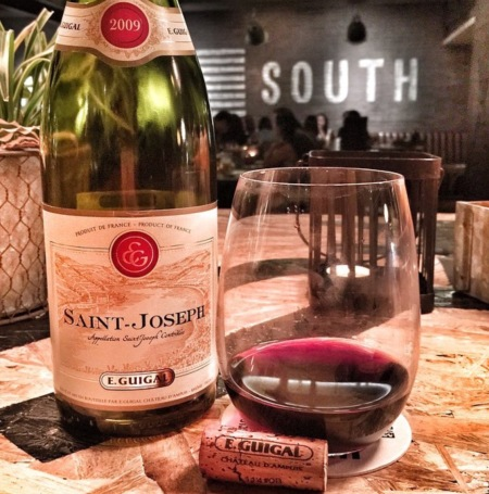 tipsy writer Guigal Rhone Valley wine