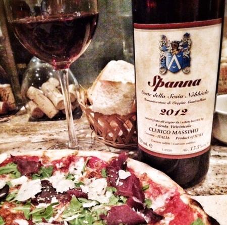 Nebbiolo Spanna Piedmont Italy wine