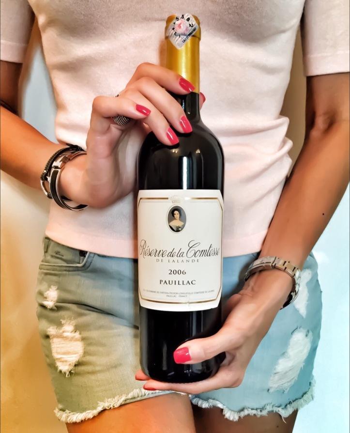 Pichon Lalande Bordeaux Pauillac wine