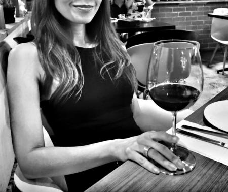 girl meets wine