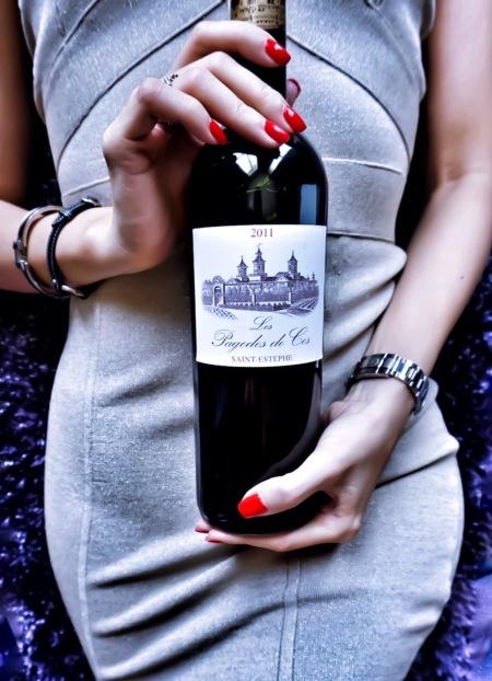 girl meets wine cos destournel