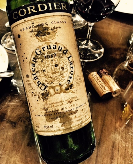 girl meets wine gruaud larose bordeaux
