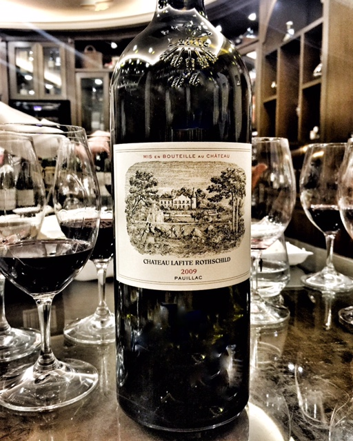 girl meets wine lafite