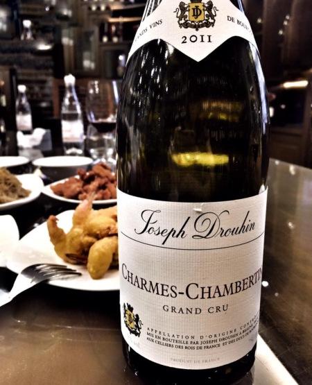girl meets wine chambertin joseph drouhin